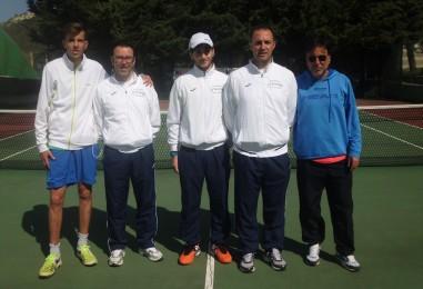 Tennis – Club La Tartaruga, la squadra D1 Maschile qualificata per la seconda fase