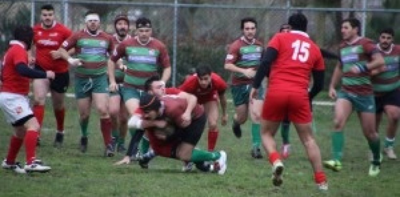 Rugby, i Lupi del Molise attesi al Manganelli