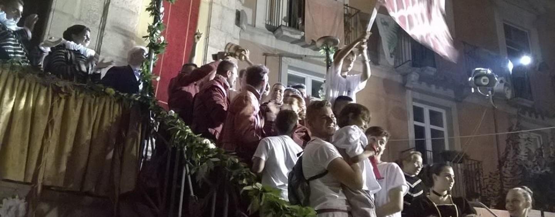 Palio della Botte 2015, vince Porta Beneventana