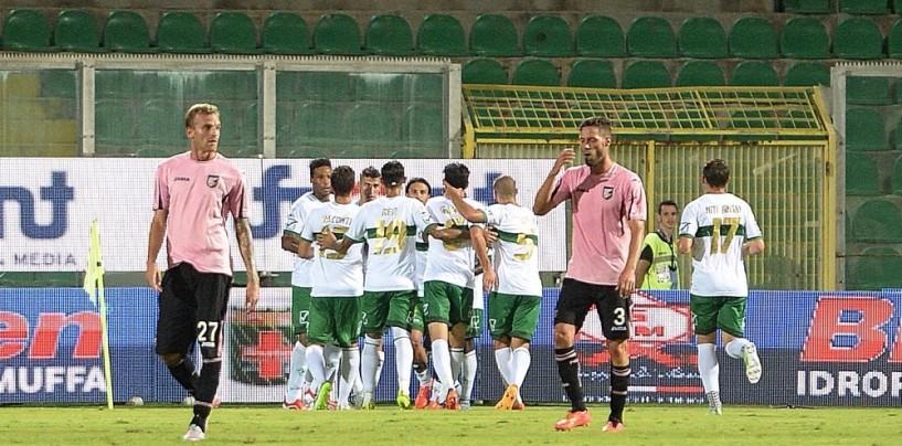 Palermo – Avellino, il foto racconto del match di Tim Cup
