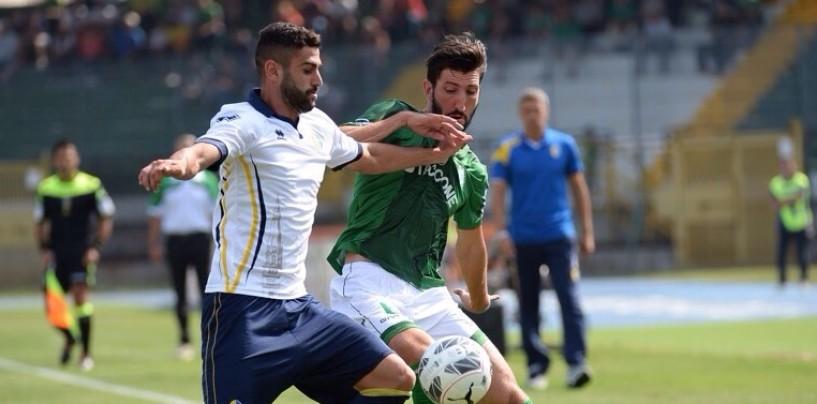 Avellino Calcio – Gavazzi, è stiramento del flessore: salta anche la trasferta di Bari