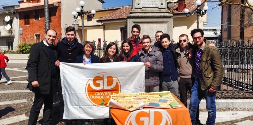 Giovani Democratici dell'Irpinia, bilancio positivo Luogosano e Castelvetere