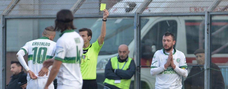 Avellino Calcio – Riecco La Penna: i lupi ritrovano l'arbitro del blitz di Como