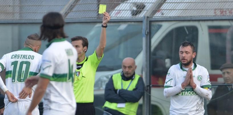 Avellino Calcio – Contro il Carpi fischia La Penna