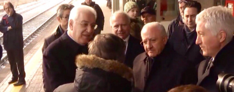 """Ferrovia Avellino-Napoli, Mitrione: """"Un passo in avanti e due indietro"""""""