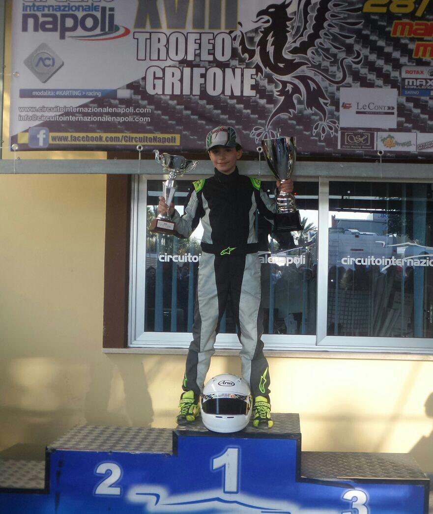 Karting club Tufo