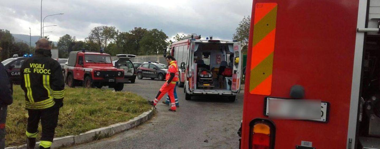 Sant'Angelo all'Esca, scontro frontale tra due auto. In tre finiscono all'ospedale