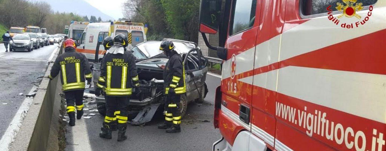 Incidenti stradali, in Campania torna a salire il numero di morti