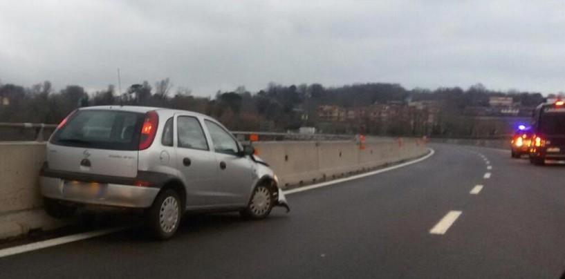 Incidente sul raccordo autostradale Salerno – Avellino, due feriti