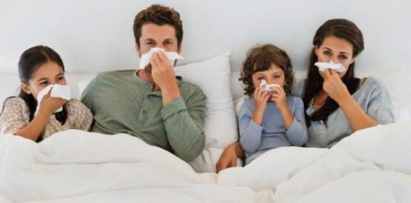 Influenza 2019, in arrivo il picco. Circa due milioni gli italiani colpiti dal virus
