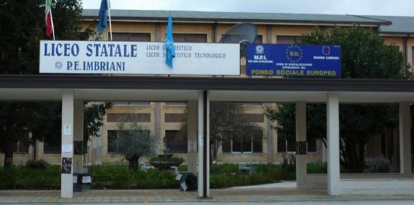"""Avellino, al Liceo """"Imbriani"""" incontro su cultura, legalità e cyberbullismo"""