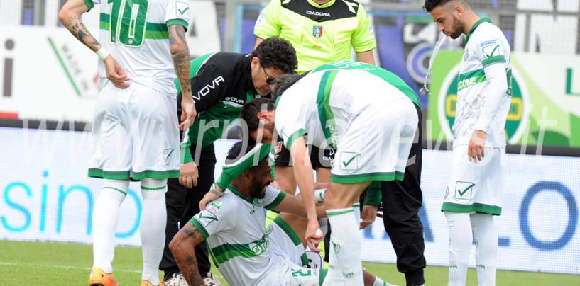 Avellino Calcio – Jidayi e Gavazzi al tappeto: Marcolin in ansia per i loro infortuni