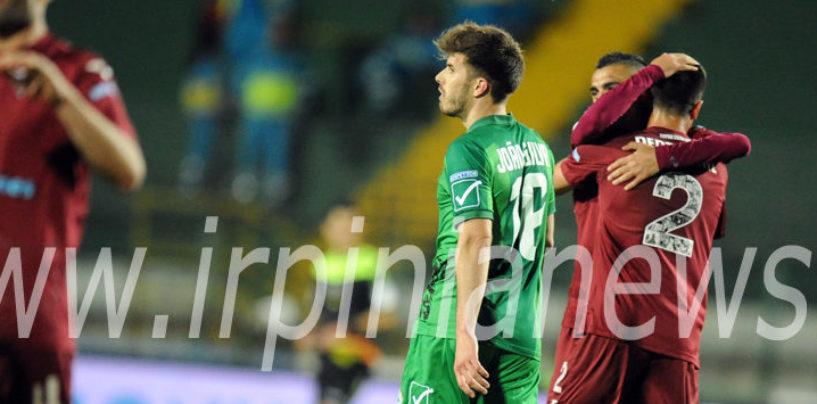 Avellino Calcio – Trapani, rifinitura al Partenio-Lombardi senza i big