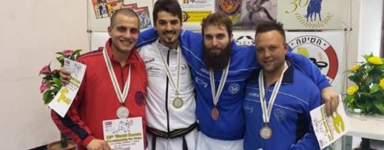 """Il Club Irpino """"CESAM"""" al 12° Campionato del Mondo di karate per Clubs"""