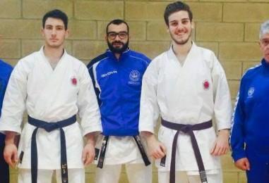 Karate, l'irpino Gregorio Carmine Papaleo cintura nera