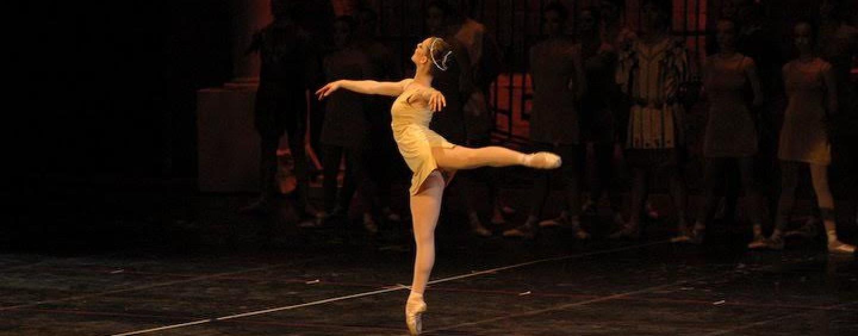 Danza, Valeria Lanzara è la nuova ballerina della compagnia Vlovajob Pru