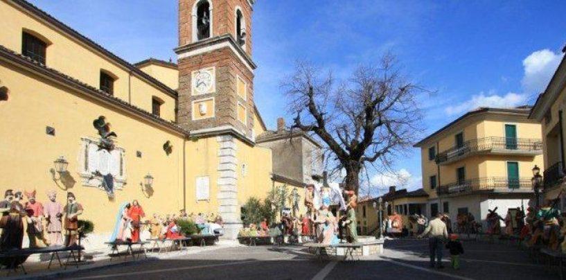 Eccellenze turistiche, il comune di Lapio premiato con la Bandiera Arancione del Touring Club