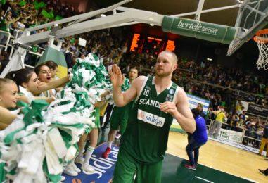 Sidigas Avellino: Maarten Leunen firma per il terzo anno consecutivo