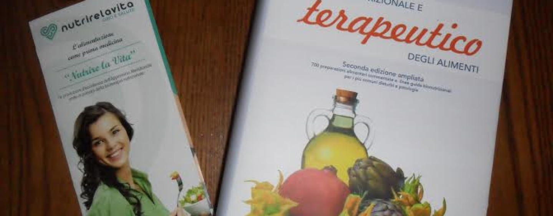 Come curarsi con l'alimentazione in un libro realizzato dall'irpino Aufiero