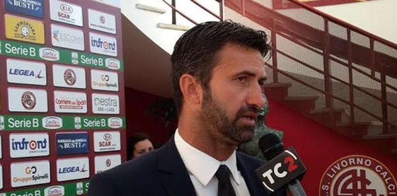 """Avellino Calcio – Panucci spinge il Livorno: """"Possiamo far male ai lupi"""""""