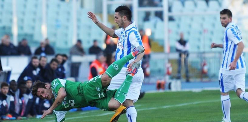 Avellino Calcio – Pescara, tegola per Baroni: Sansovini out contro i lupi