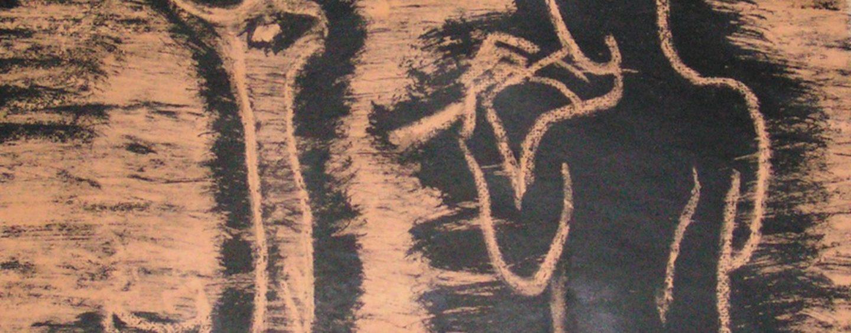 Effettua dei lavori nella sua casa di Volturara e trova un quadro di inestimabile valore