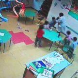 VIDEO/ Lasciati soli, in lacrime, per ore in una stanza buia: l'incubo dei bimbi in una scuola ad Avellino