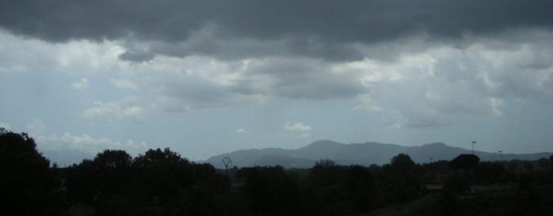 Maltempo, nuovo peggioramento con piogge e temporali in Irpinia