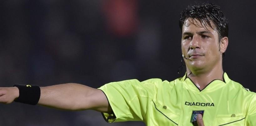 Benevento Calcio, sarà Gianluca Manganiello l'arbitro del derby di Salerno