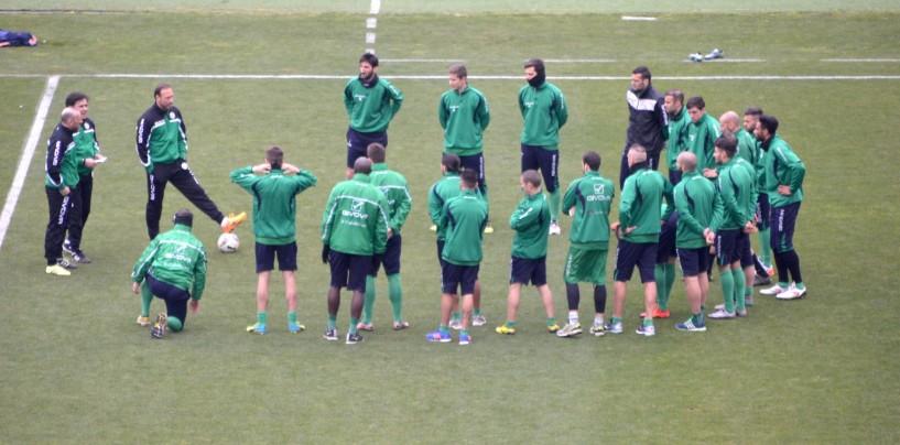 Avellino Calcio – Marcolin verso il Latina con il gruppo al completo