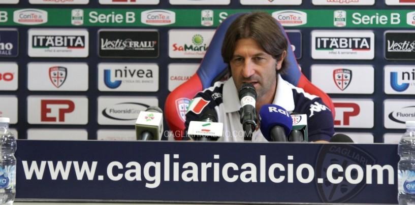 """Calcio – Cagliari, Rastelli attende l'Avellino: """"Non molla mai. Stimo molto Tesser"""""""