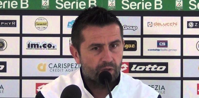 """Spezia, il ritorno al passato di Bjelica: """"Avellino, ai play-off avremmo meritato noi"""""""