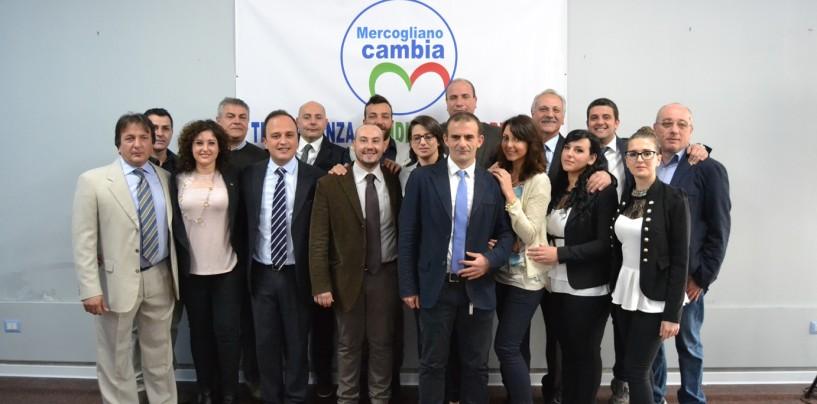 Continua la raccolta firme per la petizione del gruppo consiliare Mercogliano Cambia