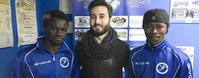 Il sogno di Naby e Lamin: da immigrati a calciatori del Mercogliano