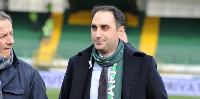 Avellino Calcio – Gubitosa alla festa dei tifosi biancoverdi della Capitale
