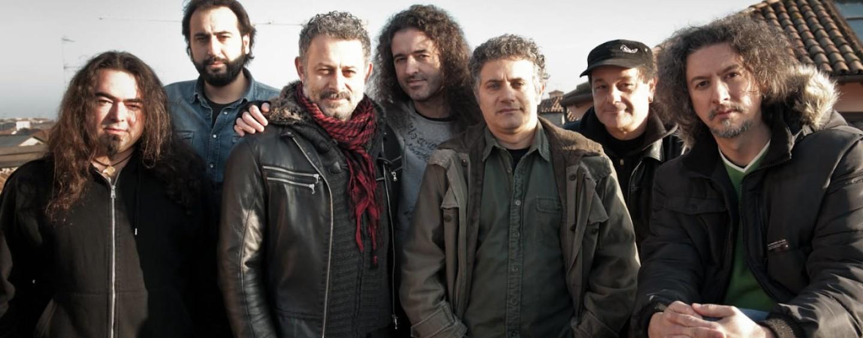 Modena City Ramblers in concerto a Prata