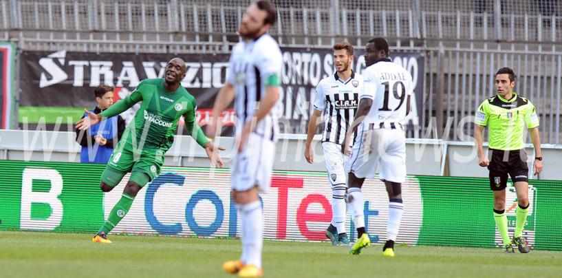 Avellino Calcio – Due calci al becero costume: l'esultanza polemica di Mokulu