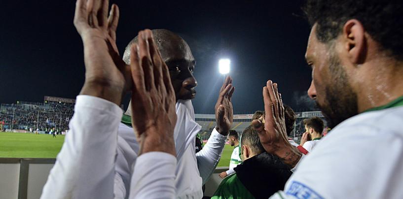Brescia – Avellino, il fotoracconto: rivivi le fasi salienti del match del Rigamonti