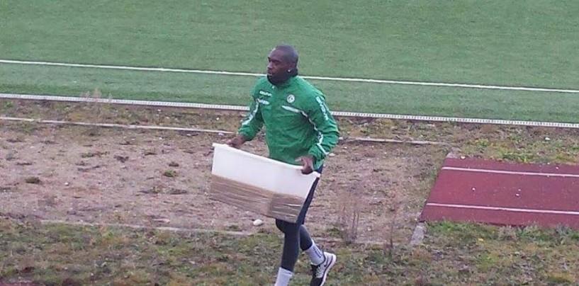 FOTO / Avellino Calcio – Lupi in campo a Nusco: il report della seduta altirpina