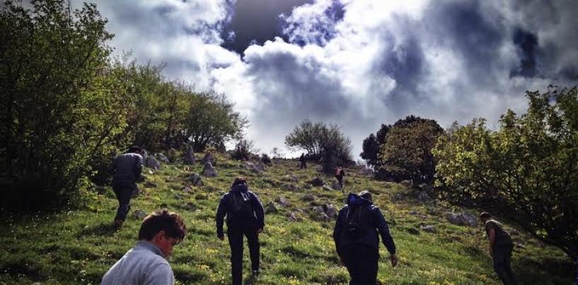 Chiusano – Al via la scalata del Monte Luceto