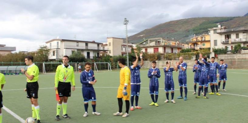 Promozione – Il punto a due turni dal termine: Montesarchio campione