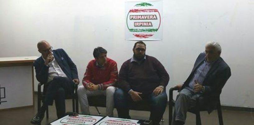 """Avellino, Primavera Irpinia prende posizione: """"Distanti da ogni ipotesi di alleanza con Foti"""""""