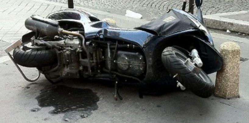 Tragedia di San Silvestro, muore un motociclista di 23 anni