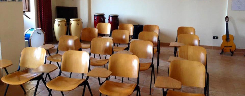 Open Day per la Scuola di Musicoterapia,focus su comunicazione sonora, improvvisazione e folklore