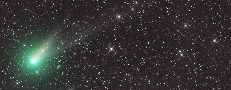 Una cometa grande come la Luna piena, spettacolo nei cieli per Natale