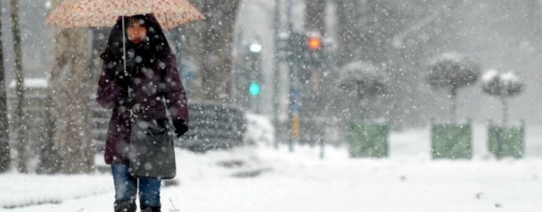 """Dalla Siberia ecco """"Burian"""": ondata di gelo sull'Irpinia"""