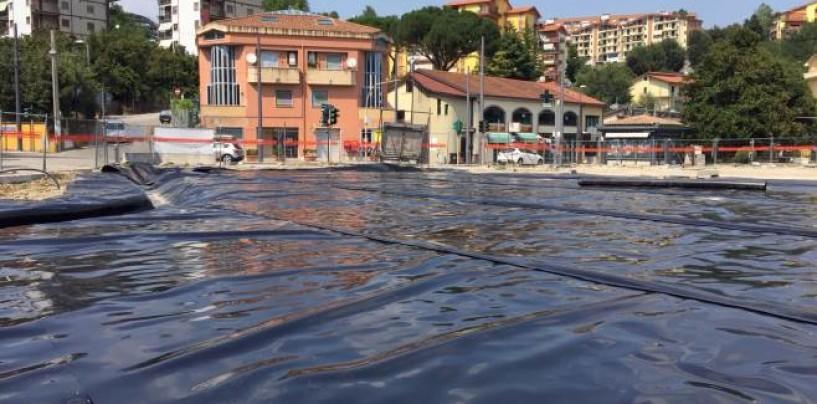 Piazza Castello, al via gli interventi di messa in sicurezza ambientale