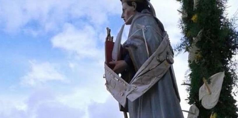 Casola di Domicella, rubato il bambinello di San Gregorio