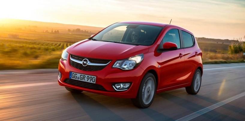 Novità in concessionaria: da Partenauto in estate arriva la Opel Karl