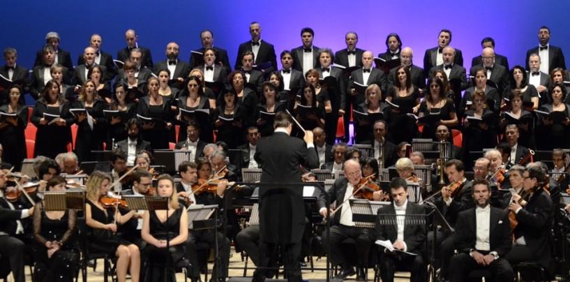 """Concerto della Pace a Borgo Ferrovia con coro e orchestra del """"Gesualdo"""""""